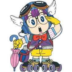 Looking for information on the anime or manga character Arale Norimaki? On MyAnimeList you can learn more about their role in the anime and manga industry. Cartoon Cartoon, Akira, Luba Lukova, Japanese Cartoon Characters, Nanu Nana, Manga List, Nerd, Online Anime, Kawaii
