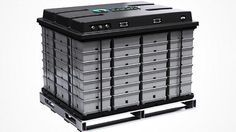 Off Grid Saltwater Battery Can Power Home for 10 Years!