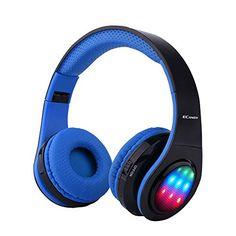 [$10.79 save 87%] Amazon #LightningDeal 76% claimed: Ecandy Bluetooth Headphones w/Led Wireless/Wired Stereo Mus... #LavaHot http://www.lavahotdeals.com/us/cheap/amazon-lightningdeal-76-claimed-ecandy-bluetooth-headphones-led/188646?utm_source=pinterest&utm_medium=rss&utm_campaign=at_lavahotdealsus