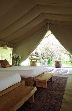 Naibor Camp - Maasai Mara Game Reserve, Kenya