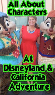 All about how to meet and where to meet characters, plus who you can expect to see at character meals. Tips on interactions, too!