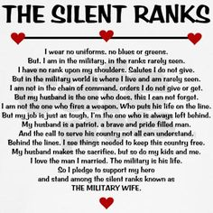 Everything except the part of my job being as hard as his.  I will never have a job as hard as a Marine! Never!