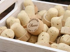 Cheers Wedding Favors, Customized Wedding Favors, Personalized Wine Stoppers Bulk Cheers Wine by EventCityDesign Wine Cork Wedding, Summer Wedding Favors, Homemade Wedding Favors, Wedding Favors For Guests, Personalized Wedding Favors, Personalized Wine, Unique Wedding Favors, Wedding Ideas, Wedding Inspiration
