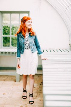 The Clothes Horse: Outfit: Greenhouse Goddess