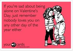 For the Ladies: Valentine's Day Valentines-Day-Meme-Funny ...