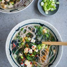 ... Food on Pinterest | Soba noodles, Udon noodles and Udon noodle soup