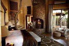 Hotel at African Resort