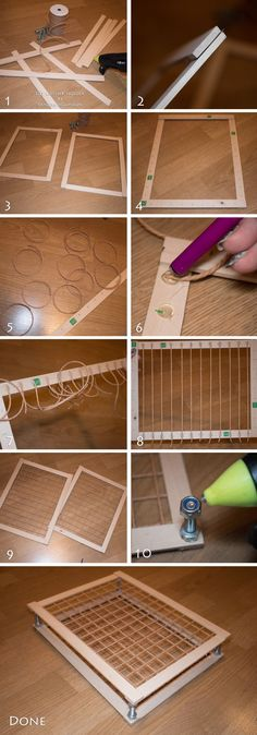 Tutorial – DIY Lipstick holder