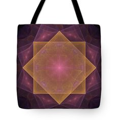 Rose Of Wind Tote Bag by Marina Usmanskaya.  The tote bag is machine washable, available in three different sizes, and includes a black strap for easy carrying on your shoulder.  All totes are available for worldwide shipping and include a money-back guarantee.#MarinaUsmanskayaFineArtDigitalArt #ArtForHome #FineArtPrints #RoseOfWind #Fractal #Abstract
