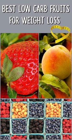 Best Low Carb Fruits for Weight Loss- Which are the lowest carb fruits for weight loss?