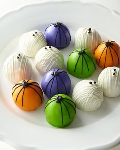 Halloween Cake Balls by Austin Cake Ball at Horchow.