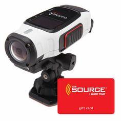 La caméra sport VIRB Elite de Garmin intègre toutes les fonctionnalités époustouflantes de la VIRB, mais augmente le plaisir avec des option...