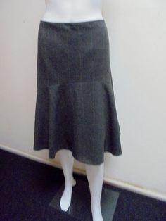Trenery NEW-Wool Panel Skirt-Size 12 Rrp: $169    eBay
