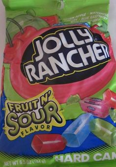 Our Two Week Low Iodine Diet Adventure: Sour Candy/Gum Products Used After the RAI