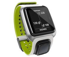 New TomTom Golfer Watch