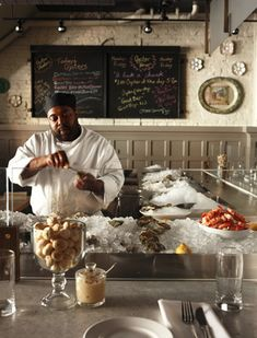 Kaper Design; Restaurant  Hospitality Design Inspiration: Oyster House