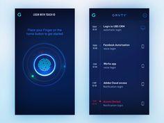Gravity Style iOS app