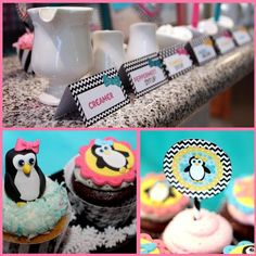 Hostess with the Mostess® - Pretty Little Penguin Party
