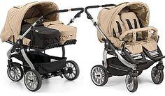 teutonia team cosmo double stroller
