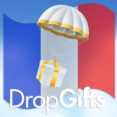 Bienvenue en DropGifts!    www.dropgifts.it