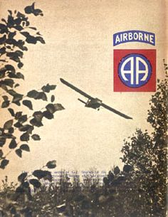 82nd Airborne, liberators of Nazi concentration camps in WWII. Proudly stationed in NC.