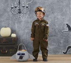 Toddler Pilot Costume #pbkids