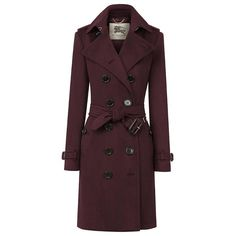 Burberry Sandringham Fit Cashmere Trench Coat ($2,595) ❤ liked on Polyvore featuring outerwear, coats, jackets, coats & jackets, burberry, belted coat, cashmere coat, burberry coat, cashmere trench coat and slim fit trench coat