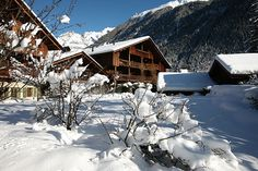 Top 10: The world's most luxurious ski resort hotels