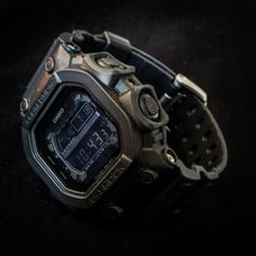 Casio Women's Daily Alarm Digital Watch – Fine Jewelry & Collectibles Casio G-shock, Casio Watch, G Shock Watches, Sport Watches, Ring For Boyfriend, Tactical Watch, Military Fashion, Wedding Ring Bands, Digital Watch
