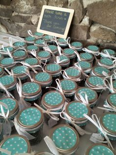 Wedding shower favors - coffee sugar body scrub