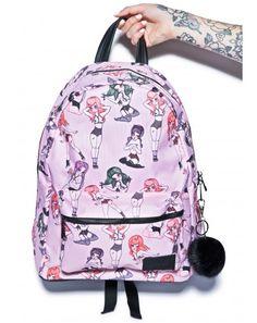 #DollsKill #Valfre #Backpack #Sassy @Valfre