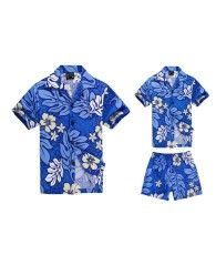 fc99988f Father and Son. Tropical OutfitHawaii BeachMen ShirtFather And SonMatching  OutfitsCabanaHibiscusSonsMen Casual