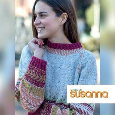 LE IDEE DI SUSANNA č. 310 - únor 2016 na www.finery.cz Crochet Hats, Fashion, Knitting Hats, Moda, Fashion Styles, Fashion Illustrations