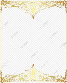 Powerpoint Images, Golden Pattern, Vector Photo, Motif Floral, Clipart Images, Vector File, Designers, Clip Art, Layout
