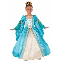 Designer Collection Princess Penelope costume dresses your little one in a luxurious look every princess deserves! For more than 30 years Forum Novelties has been a leader in the costume industry as. Rose Costume, Queen Costume, Princess Costumes, Halloween Costumes For Girls, Girl Costumes, Costume Craze, Costumes Kids, Halloween Kids, Costume Ideas