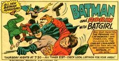 Patrick Owsley Cartoon Art and More!: BIFF! POW! IT'S BATMAN!