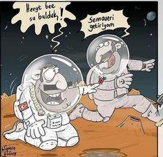- I wonder. a lot. Caricature, Astronomy, Humor, Twitter, Funny, Anime, Bari, French, Random