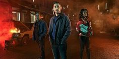 The news #English #series #TheAliens after #Misfit, with the fabulous #MichaelSocha #TheEnglishAreTheBest