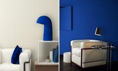 Squares | Le Corbusier papier peint | Collections | Arte - revêtements muraux