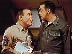 """Gomer Pyle U.S.M.C. was a 30 minute comedy series on CBS that also happened to be a """"spinoff"""" of the """"Andy Griffith Show (1960)"""". On that program Gomer Pyle was a gas station attendant in the town where Andy was the Sheriff. Then one day, Gomer decided to join the Marine Corps. Gomer Pyle was the nicest person you'd ever want to know but he was not too bright. His ineptitude caused him to get into lots of trouble but everything usually turned out all right in the long run."""