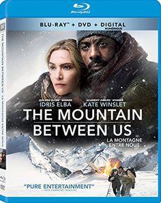 The Mountain Between Us: DVD & Blu-ray