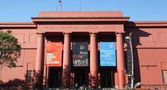 Museu Nacional de Belas Artes em Buenos Aires #argentina #viagem