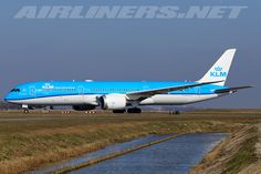 At AMS Boeing 787-9 Dreamliner - KLM - Royal Dutch Airlines | Aviation Photo #2836109 | Airliners.net