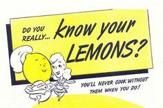 Know Your Lemons? 1942-(via File Photo)- by File Photo     Via Flickr: Companion-Apr 1942