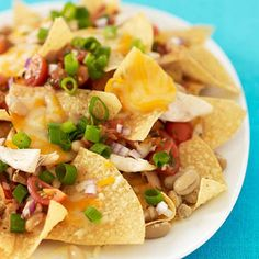 A Week of Delicious Pregnancy Meals and Snacks: Dinner 5: Dinner Nachos (via Parents.com)
