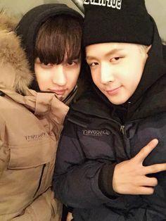 Love you lee jaehwan!!!!!! Saranghae!!!! ❤켄형이랑 어딜까요!! VIXX RAVI ♥ TWITTER UPDATE WITH KEN ♥ 2.1.2015