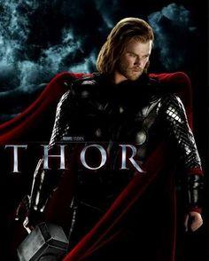 Thor. Excellent epic fun. Love marvel.