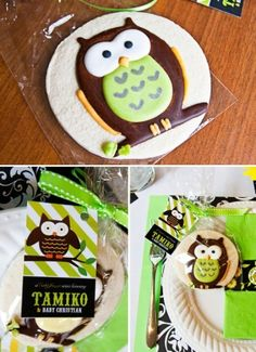 {Free} Printables for Owl Party. So cute! @ Stephanie Monge by karla