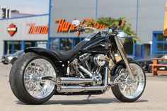 New #Harley-Davidson Fat Boy by #Thunderbike
