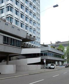 Haefeli Moser Steiger - Hochhaus zur Palme